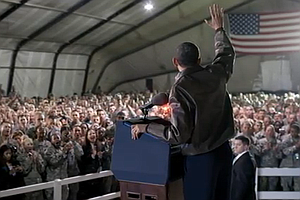 Tease photo for Watch Live Feed Of President Obama's Visit To Camp Pendleton (Video)