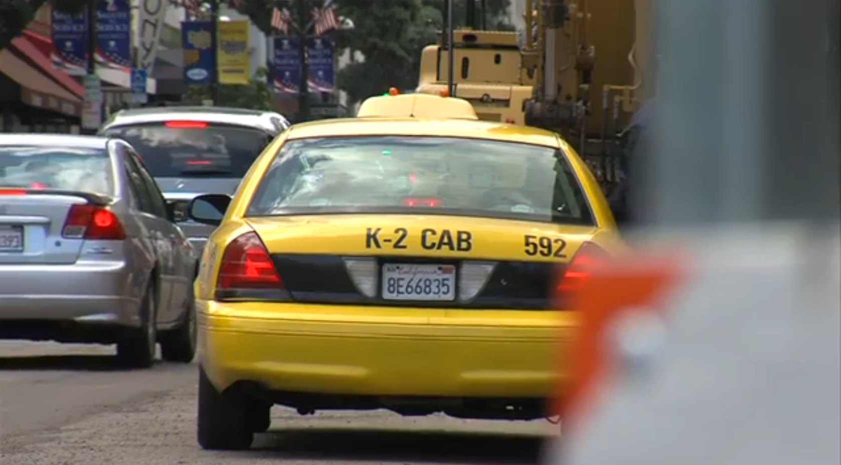 Cab San Diego >> Shadow Market For Taxi Permits Lucrative For Some Hardship