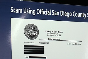 Tease photo for New Lottery Scam Targets Veterans And Seniors, Uses County Seal