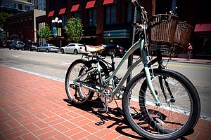 Bike Program Shows City Employees Carrying On Despite May...
