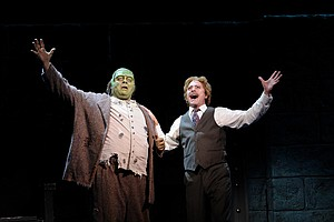 Tease photo for Preview: 'Mel Brooks' Young Frankenstein'