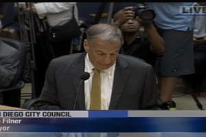 Tease photo for Mayor Filner Resigns — What's Next For San Diego?