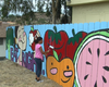Tease photo for Mural Near Market Creek Plaza Aims To Boost Good Habits