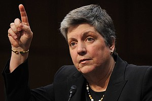 Napolitano Praises US Response In Farewell Speech