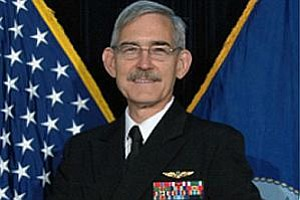 Navy Relieves Commanding Officer Of Hospital Ship USNS Co...