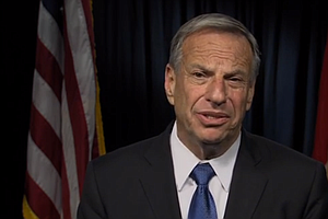 Tease photo for Mayor Filner To Officially Step Down