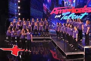 Tease photo for Will Military Spouses Choir Make Next Round Of 'America's Got Talent'? (Video)
