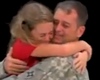 Best Of Home Post: Military Dad Surprises Daughter During Spelling ...