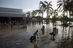 Climate Change Aggravates Triple Threat Of Natural Disasters