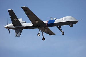 Tease photo for Supervisors Support Push For Southern California Drone Test Site