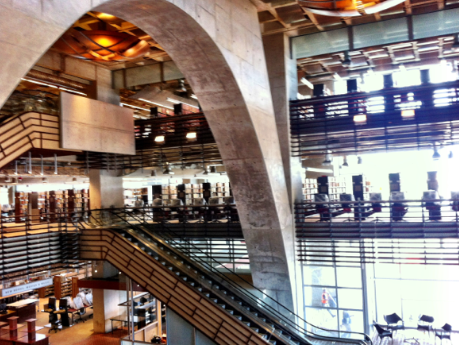 After 30 Years, San Diego Central Library Now Open To The ...