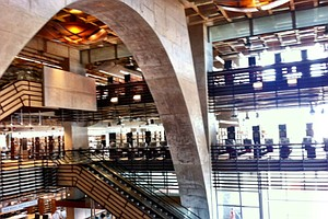 After 30 Years, San Diego Central Library Now Open To The...