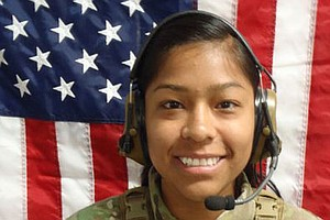 Tease photo for Female Soldier From San Diego One Of Four Troops Killed In Afghanistan