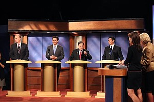 Tease photo for Top Candidates Meet For San Diego Mayoral Debate