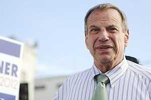 Tease photo for Former San Diego Mayor Bob Filner Pleads Guilty To Felony, Misdemeanors