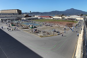California Prison Crowding Deadline Extended 1 Month