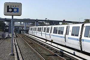 Tease photo for Trains Running Again In San Francisco As BART Strike Ends