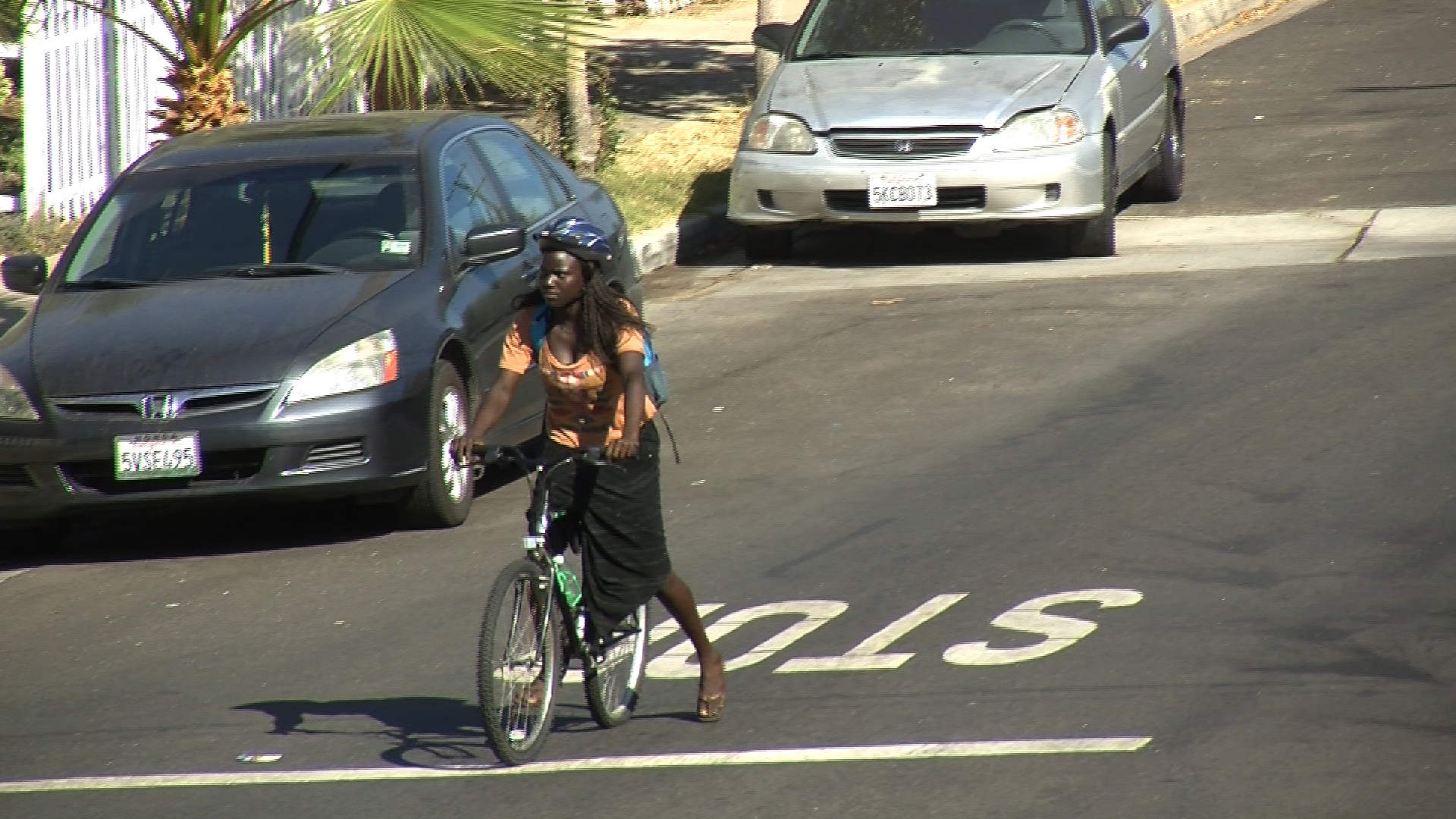 Second-Hand Bikes Give Lifeline To San Diego Refugees | KPBS