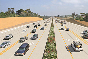 Tease photo for Widening Of Interstate 5 Could Begin In 2015