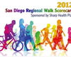 Which City In San Diego County Is The Most Walkable?