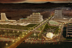 Bayfront Expansion Project Breaks Ground In Chula Vista