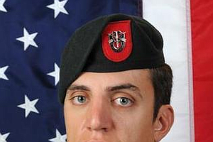 Tease photo for Green Beret Killed In Afghanistan Was On First Deployment (Video)