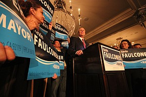 Election Night: Alvarez And Faulconer Appear Winners, But...