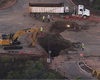 CHP Says To Avoid Area Closed By Sinkhole At MCAS Miramar East Gate