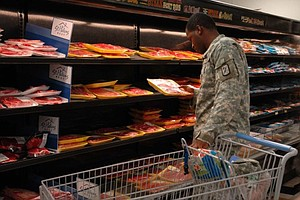 Tease photo for Is The Pentagon Planning To Close Stateside Commissaries? (Video)
