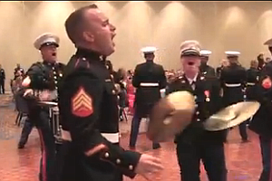 MCAS Miramar Band Cover Of 'Thrift Shop' Goes Viral (Video)