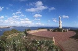Re-Scheduled Cabrillo Monument Centennial Takes Place Thi...