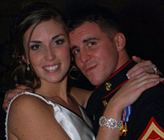 Tease photo for US Marine Killed In Afghanistan 'Wanted To Be Great' (Video)