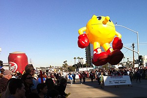 More than 100,000 attend San Diego Big Bay Balloon Parade...