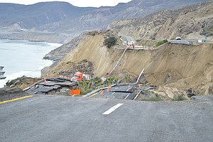 Tease photo for Ensenada Toll Road Collapse Affecting Tourism In Baja California