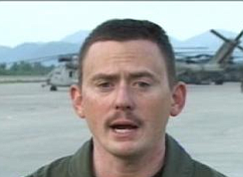 Tease photo for Navy Pilot From San Diego Area Still Missing After Helicopter Crash (Video)