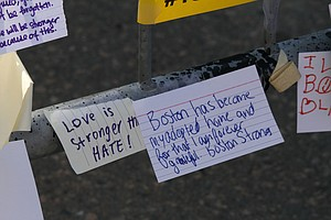 Second Relay Race For Boston Marathon Victims To Start In...