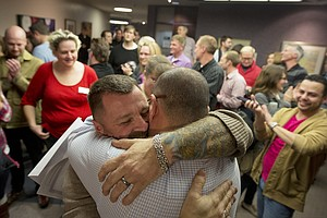 U.S. To Recognize Utah Gay Marriages Despite State's Refu...
