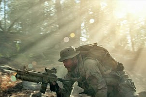 Tease photo for 'Lone Survivor' Appeals To Military And Civilians, Tops Box Office