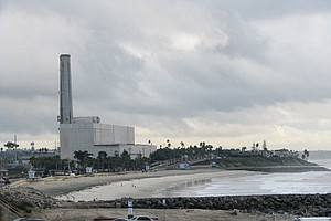 Tease photo for Carlsbad's Vote On New Peaker Plant Hinges On Removal Of Smokestack