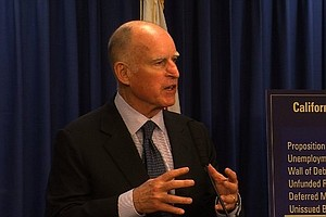 Brown's Budget Would Require Layoffs To California Courts...