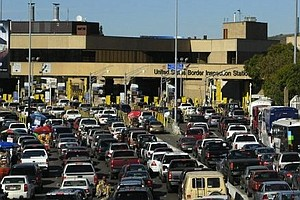Congress Secures Funding For San Ysidro Border Project