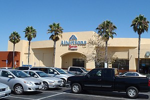 Albertson's Closes Store In San Diego Food Desert