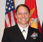 Tease photo for San Diego Woman Named Navy Medical Sailor Of The Year