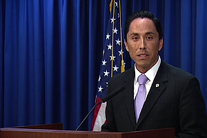Tease photo for San Diego interim Mayor Todd Gloria's City Hall Update