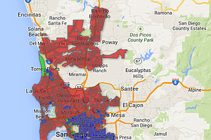 Many Polls, Many Different Stories On Outcome Of San Dieg...