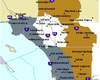 San Diego's Coasts See Fog; Mountains, Deserts To Get High Winds