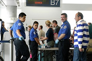 Tease photo for TSA Rejects Arming Officers After LAX Shooting