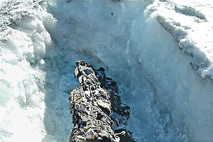 Tease photo for Frozen Corpses Of WWI Soldiers Discovered As Glaciers Melt (Video)
