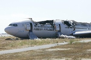 Tease photo for San Francisco: Rescuers Didn't Kill Asiana Victim