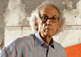 Tease photo for Christo Talks About His Artwork, Jeanne-Claude And Garlic